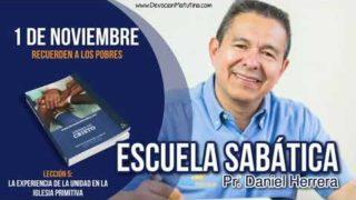 Escuela Sabática | 1 de noviembre 2018 | Recuerden a los pobres | Pr. Daniel Herrera