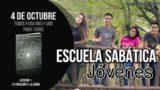 Escuela Sabática Jóvenes | Jueves 4 de octubre 2018 | Todos para uno y uno para todos
