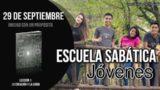 Escuela Sabática Jóvenes | Sábado 29 de septiembre 2018 | Unidad con un propósito