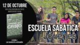 Escuela Sabática Jóvenes | Viernes 12 de octubre 2018 | Una casa no puede mantenerse en pie