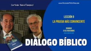Diálogo Bíblico | Domingo 25 de noviembre 2018 | Bajo la cruz de Jesús | Escuela Sabática