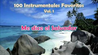 100 Instrumentales Favoritos vol. 1 – 053 Me dice el Salvador