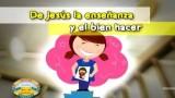 1. Me gusta la Escuela Cristiana – ESCUELA VACACIONAL – UN VIAJE POR EL MAR DE GALILEA
