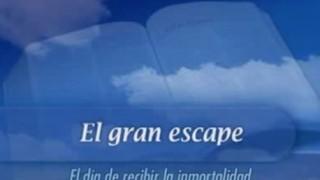 03/25 | El gran escape | Estudios: NUEVO AMANECER