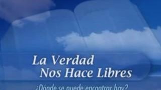 20/25 – La verdad nos hace libres – Estudios: NUEVO AMANECER