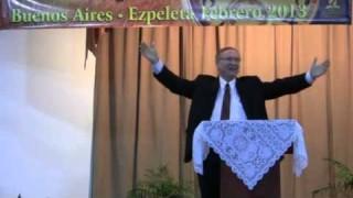 Tema 2   Los Eventos Finales de Jesús   Pr. Esteban Bohr en Argentina