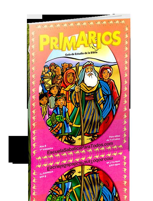 PRIMARIOS - 1T 2013 - DIVISIÓN MENORES ESCUELA SABÁTICA