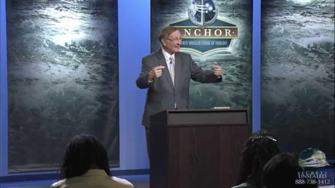 04/12 – Impacto Profético – Pastor Esteban Bohr – Secrets Unsealed Anchor School of Theology