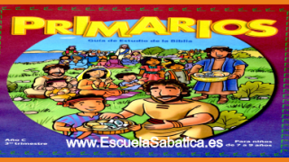 Lección 10 | Primarios | ¡No la dejes ir! | Escuela Sabática Menores