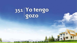 Himno 351 | Yo tengo gozo | Himnario Adventista