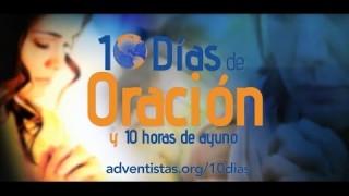 Sermón | Llego la Hora | Pr. Erthon Kohler | 10 dias de oracion