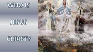 Lección 3   ¿Quién es Jesucristo?   Escuela Sabática 2015   Power Point