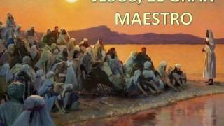 Lección 9 | Jesús, el gran Maestro | Escuela Sabática Power Point