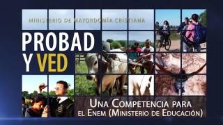 4 de julio | Una conpetecnia para el Enen | Probad y Ved | Iglesia Adventista