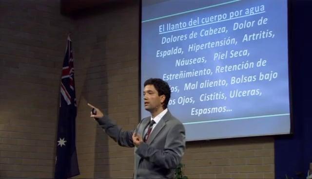 5 | Agua Pura | Pro-Salud | Oscar Sande