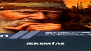 Lección 13 | Lecciones de Jeremías | Escuela Sabática | Cuarto trimestre