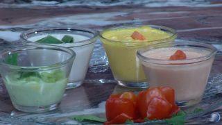Mayonesa de Soya y tortillas de papas con tofu | Nuevo Estilo de Vida