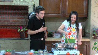 Arroz blanco con avena y arroz con tomate | Nuevo Estilo de Vida