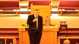 El Tiempo No Será Más | Pastor Esteban Bohr