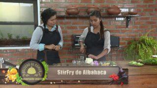 1 | Stirfry de albaca picante dulce | Nuevo estilo de vida