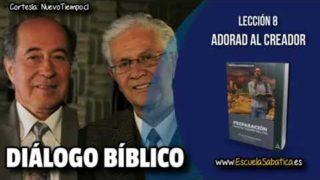 Resumen | Diálogo Bíblico | Lección 8 | Adorad al Creador | Escuela Sabática