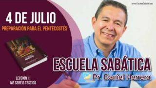 Escuela Sabática | 4 de julio del 2018 | Preparación para el pentecostés | Pr. Daniel Herrera