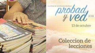 13 de Octubre | Colección de lecciones | Probad y Ved 2018 | Iglesia Adventista