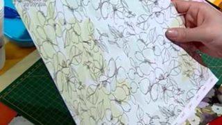 Agenda personalizada 2012 de Scrapbook  Rincón de Arte   Nuevo Tiempo