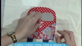 Alfombra con apliques de combi | parte 2 | Rincón de Arte | Nuevo Tiempo