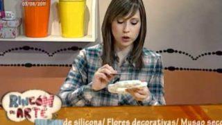 Aprenda a hacer un lindo y delicado cuadro de yeso para decorar su casa | Rincón de Arte | Nuevo Tiempo