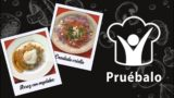 Arroz con vegetales – Ensalada criolla | Pruébalo