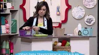Caja con transferencia | Rincón de Arte | Nuevo Tiempo