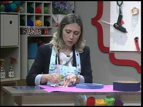 Caja de MDF con stencil | parte 2 | Rincón de Arte | Nuevo Tiempo