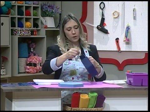 Caja de MDF con stencil | Rincón de Arte | Nuevo Tiempo