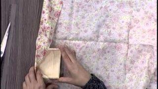 Caja forrada en tela | Rincón de Arte | Nuevo Tiempo