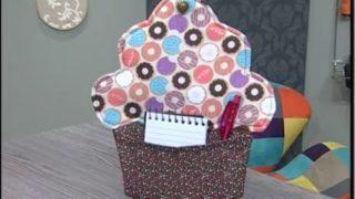 Cupcake porta mensajes | Rincón de Arte | Nuevo Tiempo