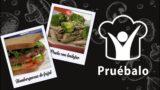 Hamburguesas de frijol – Pasta con lentejas | Pruébalo