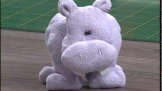 Hipopótamo de peluche | parte 2 | Rincón de Arte | Nuevo Tiempo