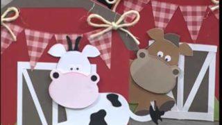 Invitación de cumpleaños  granja | parte 2 | Rincón de Arte | Nuevo Tiempo