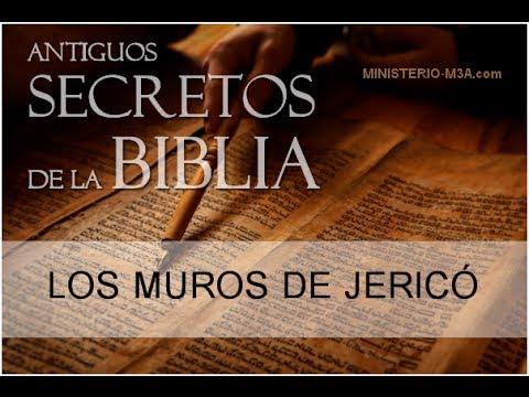 Los Muros de Jerico – ANTIGUOS SECRETOS DE LA BIBLIA