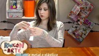 Porta papel higiénico de tela | Rincón de Arte | Nuevo Tiempo