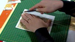 Tarjeta de casamiento en Scrapbook | Rincón de Arte | Nuevo Tiempo