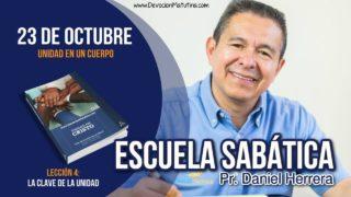 Escuela Sabática | 23 de octubre 2018 | Unidad en un cuerpo | Pr. Daniel Herrera