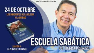 Escuela Sabática | 24 de octubre 2018 | Los dirigentes de la iglesia | Pr. Daniel Herrera