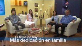 Más Dedicación en Familia   Más en familia   UMtv