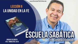 Escuela Sabática | 18 de noviembre 2018 | Salvación en Jesús | Pastor Daniel Herrera