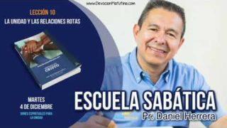 Escuela Sabática | 4 de diciembre 2018 | Dones espirituales para la unidad | Pr. Daniel Herrera