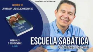 Escuela Sabática | 5 de diciembre 2018 | El Perdón | Pr. Daniel Herrera