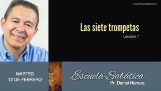 12 de febrero 2019 | El ángel con el librito abierto | Escuela Sabática Pr. Daniel Herrera