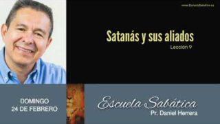 24 de febrero 2019 | La que sube del mar | Escuela Sabática Pr. Daniel Herrera